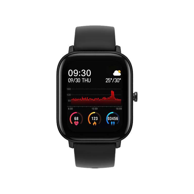ChronoWatch Smart Watch - Earl Black