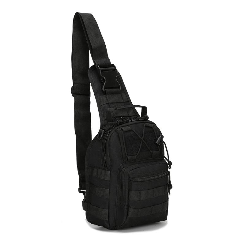 Tactical Sling Bag - Black