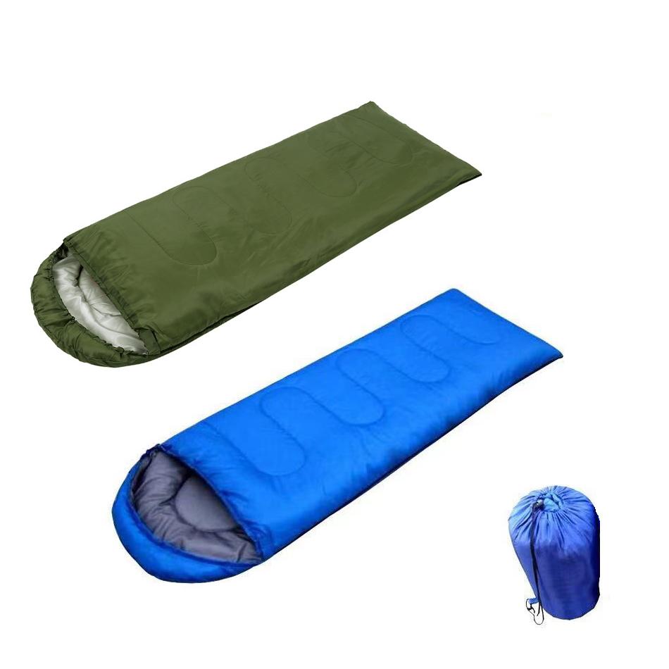 Slumber-Zzz Sleeping Bag - Blue