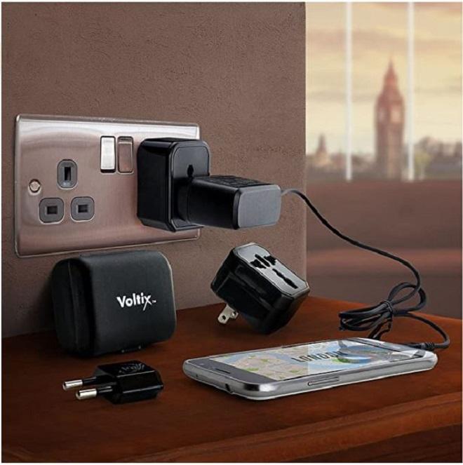 XIT Versatile Travel Plug Adapter